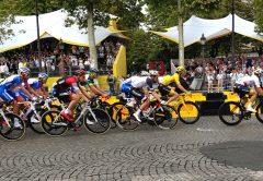 Meest opmerkelijke racefietsen uit de Tour de France