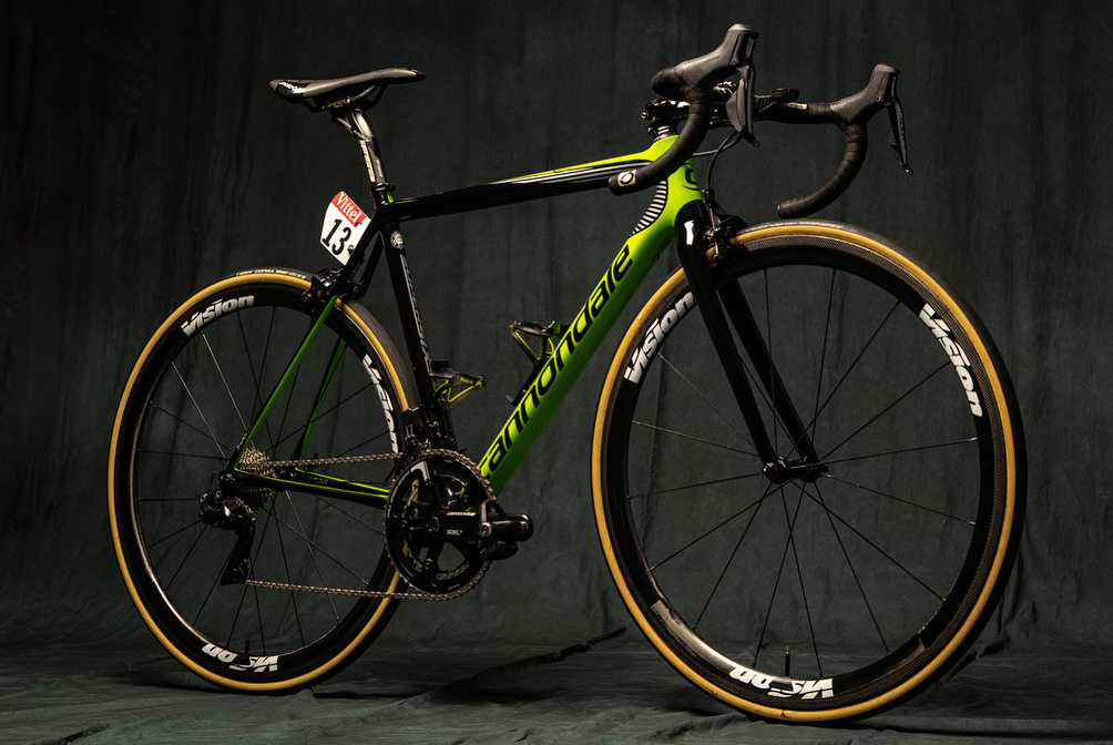 Craddock Cannondale Supersix EVO Tour de France