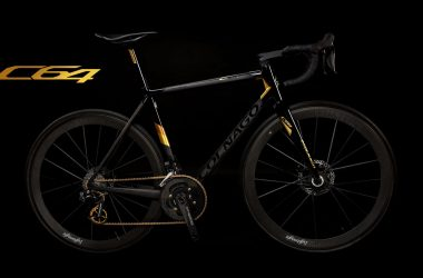 Colnago C64 Gold Private Collection 24k