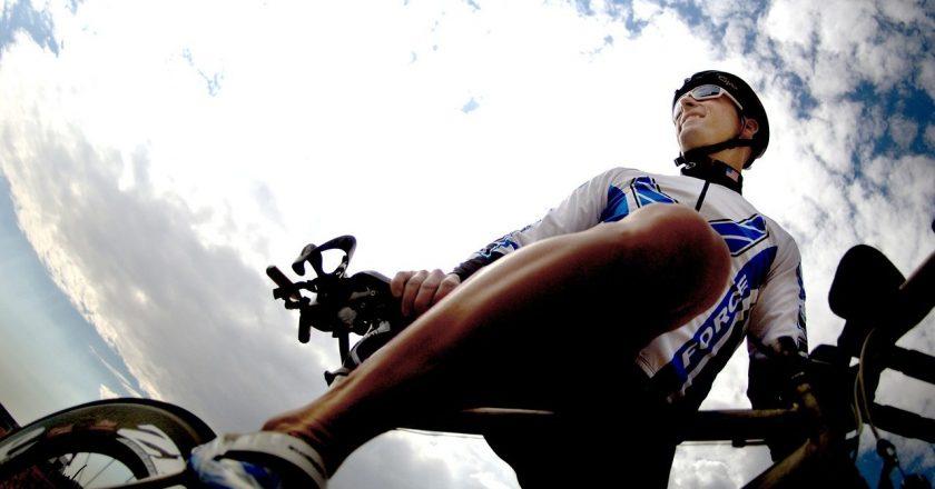 gevaren van fietsen in de hitte