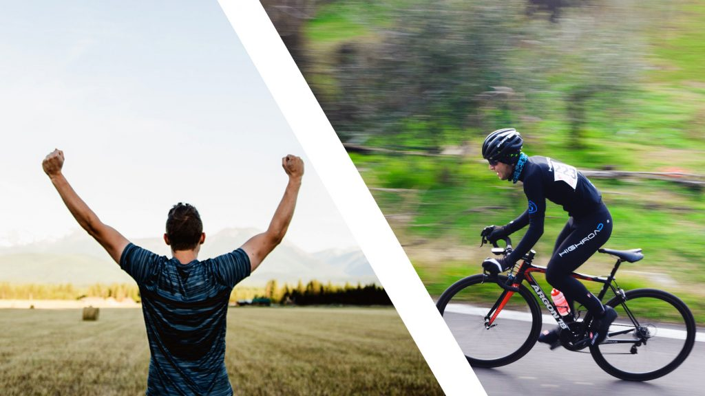 beter worden door te rusten in training voor wielrenners