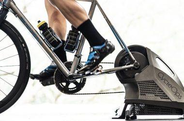 Nieuwe CycleOps H2 en M2 fietstrainers
