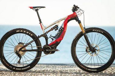 ducati lanceert e-mtb met thok bicycles: MIG-RR