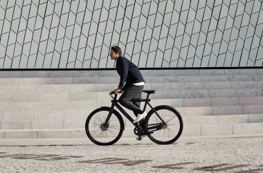 VanMoof Electrified S2 & X2 smart e-bikes