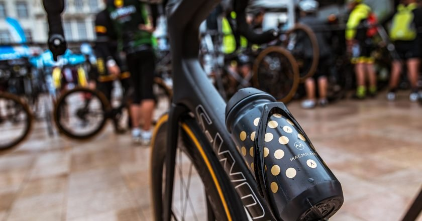 Nieuwe stijlvolle fietsaccessoires macmilano belgisch merk.