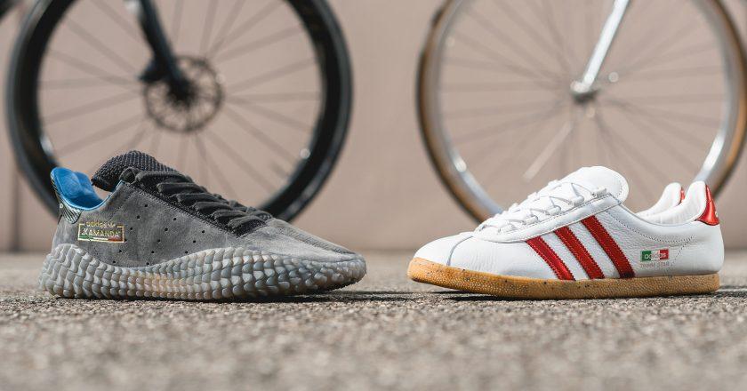 Dé sneakers voor wielerfans Adidas Originals x Colnago x size?
