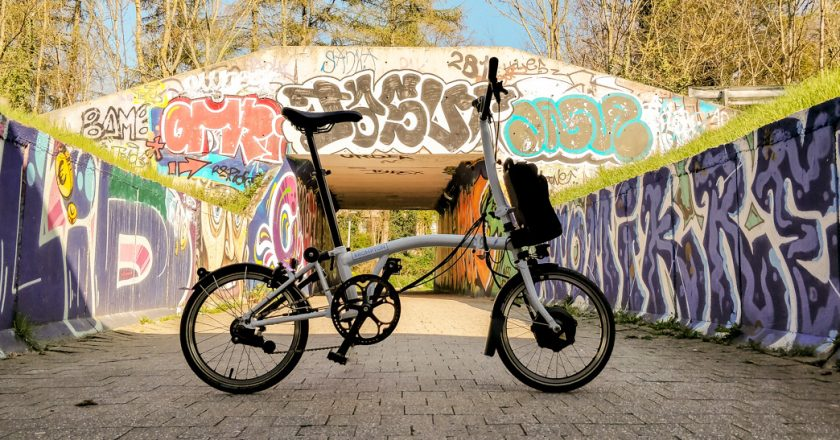 Brompton Electric review