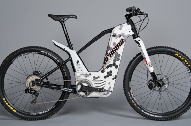 Pragma Alpha2.0 mountain bike