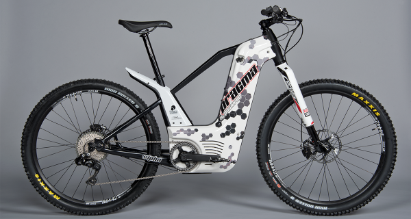 Pragma Alpha2.0 mountain bike
