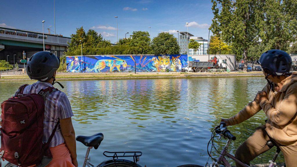 Street Art Avenue - La Seine à Vélo